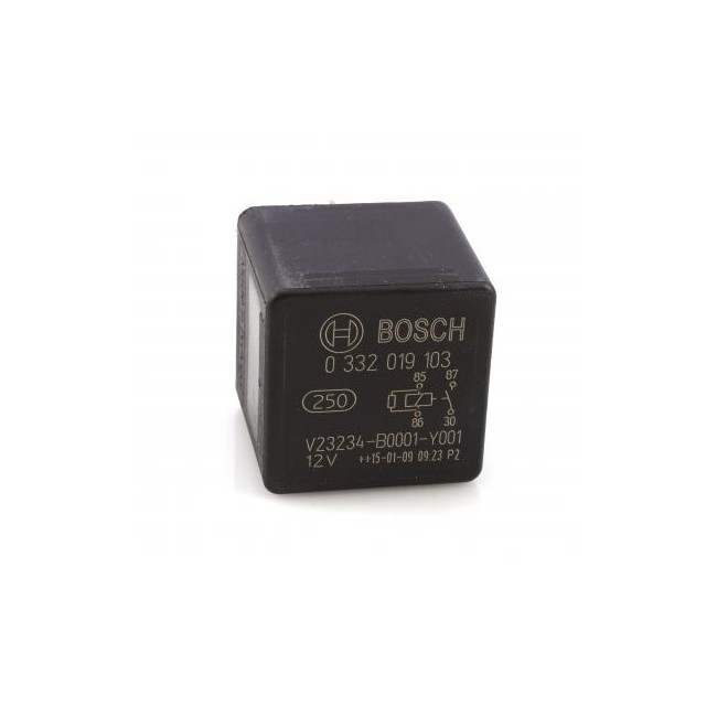 BOSCH Relay 12v 4-PIN airmatic и abc A0025421319